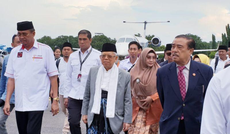 Maruf Amin Sebut Wisata Syariah Idenya, Sandi Cuma Ikut-Ikutan