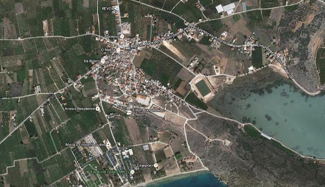 Δημόσια διαβούλευση για το Τοπικό Χωρικό Σχέδιο (Τ.Χ.Σ.) στο Δρέπανο