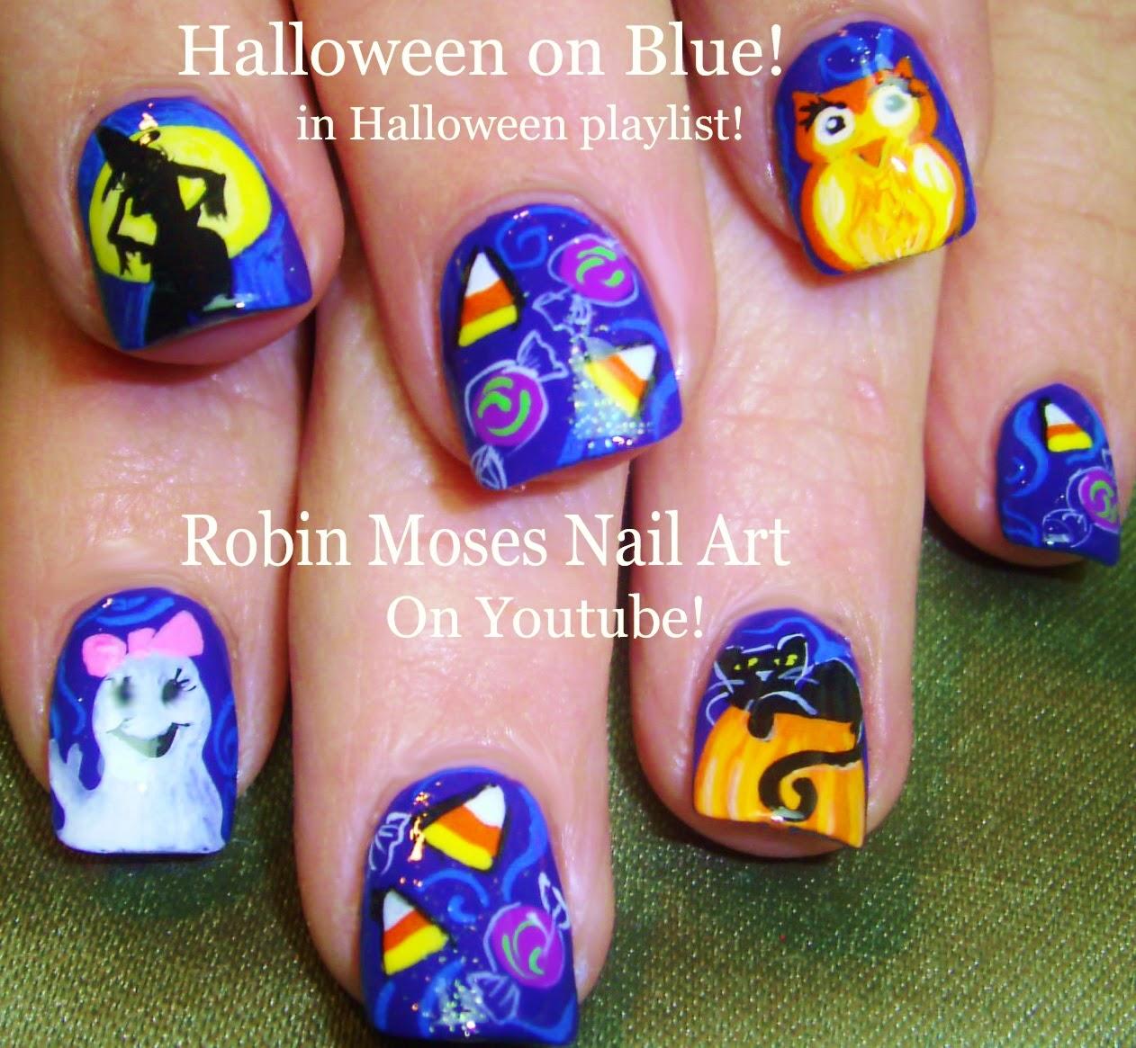 "Robin Moses Nail Art: ""Halloween Clip art"" ""cute halloween ..."