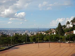 Praça do Papa Belo Horizonte