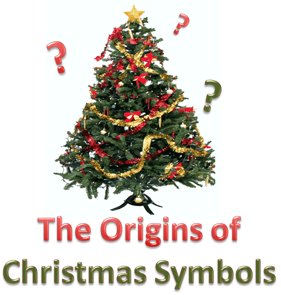 Meaning Of Christmas Tree Symbol: Info: Symbols Of Christmas And Their Origins