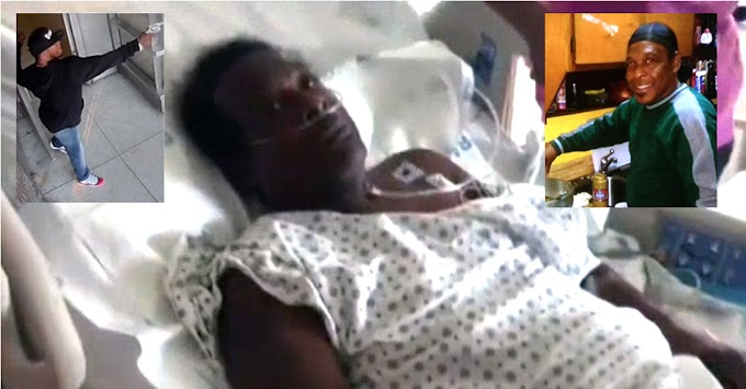 """""""Estoy muerto de la cintura  pa bajo, que Dios lo perdone"""" clama dominicano paralítico  por  balazo  en espina dorsal"""