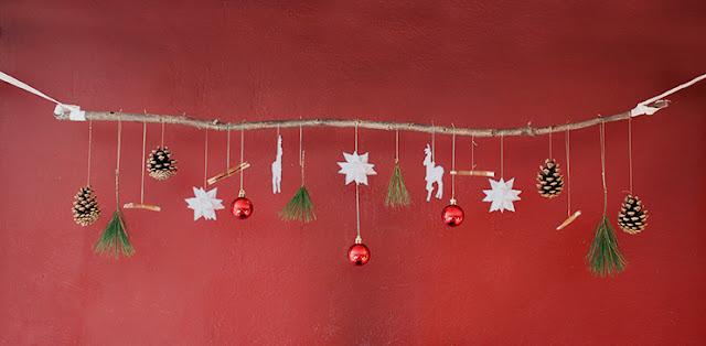 Weihnachtsdeko selbermachen