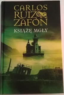 okładka książki Książe mgły