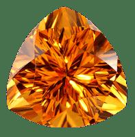 cuarzo citrino gema | foro de minerales