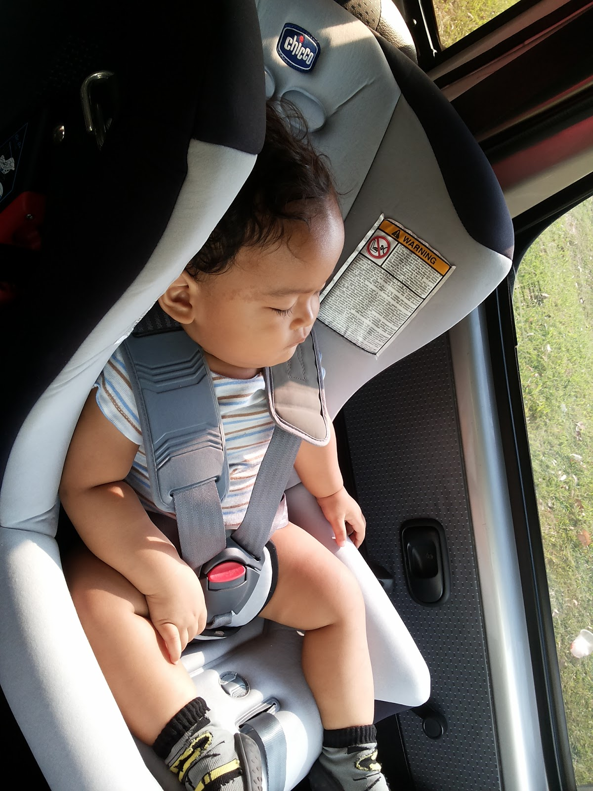 CeRiTa CHa Tips Mudik Lebaran Membawa Bayi Naik Mobil