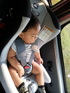 Tips Mudik Lebaran Membawa Bayi Naik Mobil