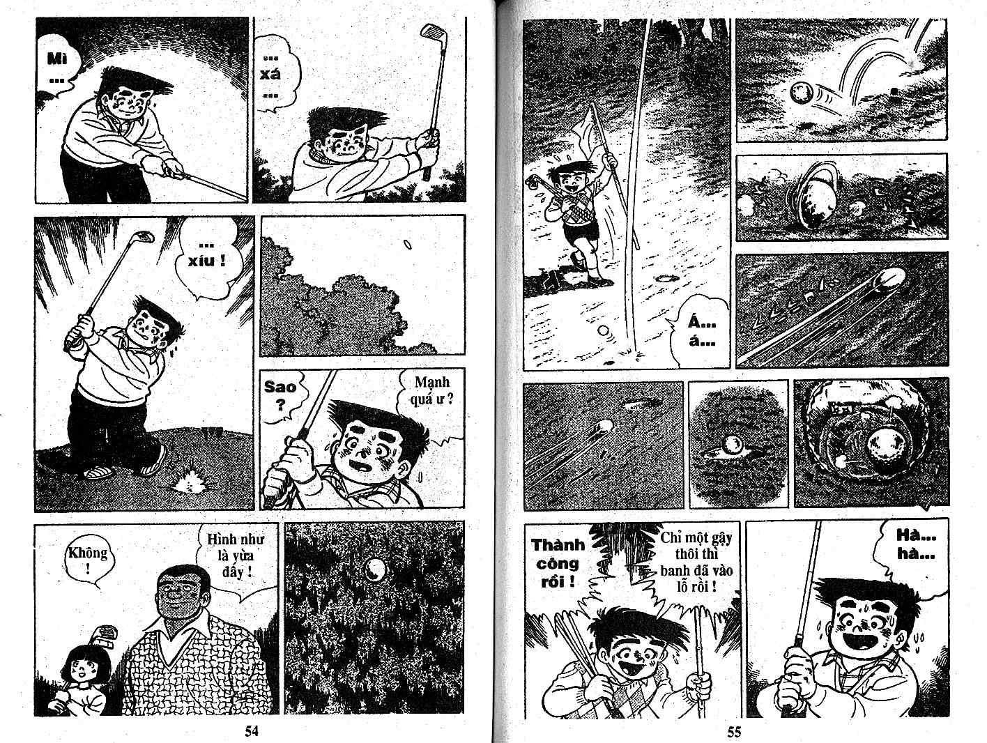 Ashita Tenki ni Naare chapter 21 trang 26