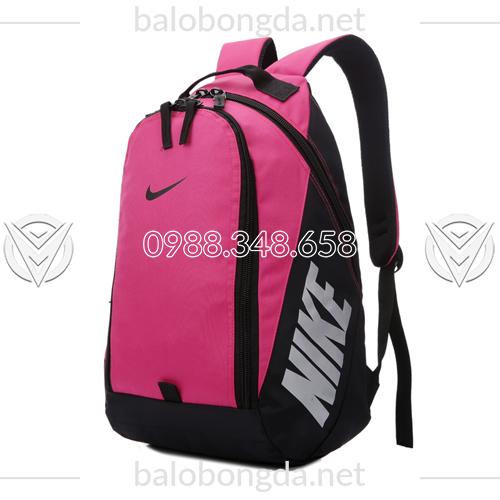 Balo Bóng Đá Nike Màu Hồng