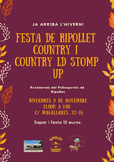 Country LD Stomp Up