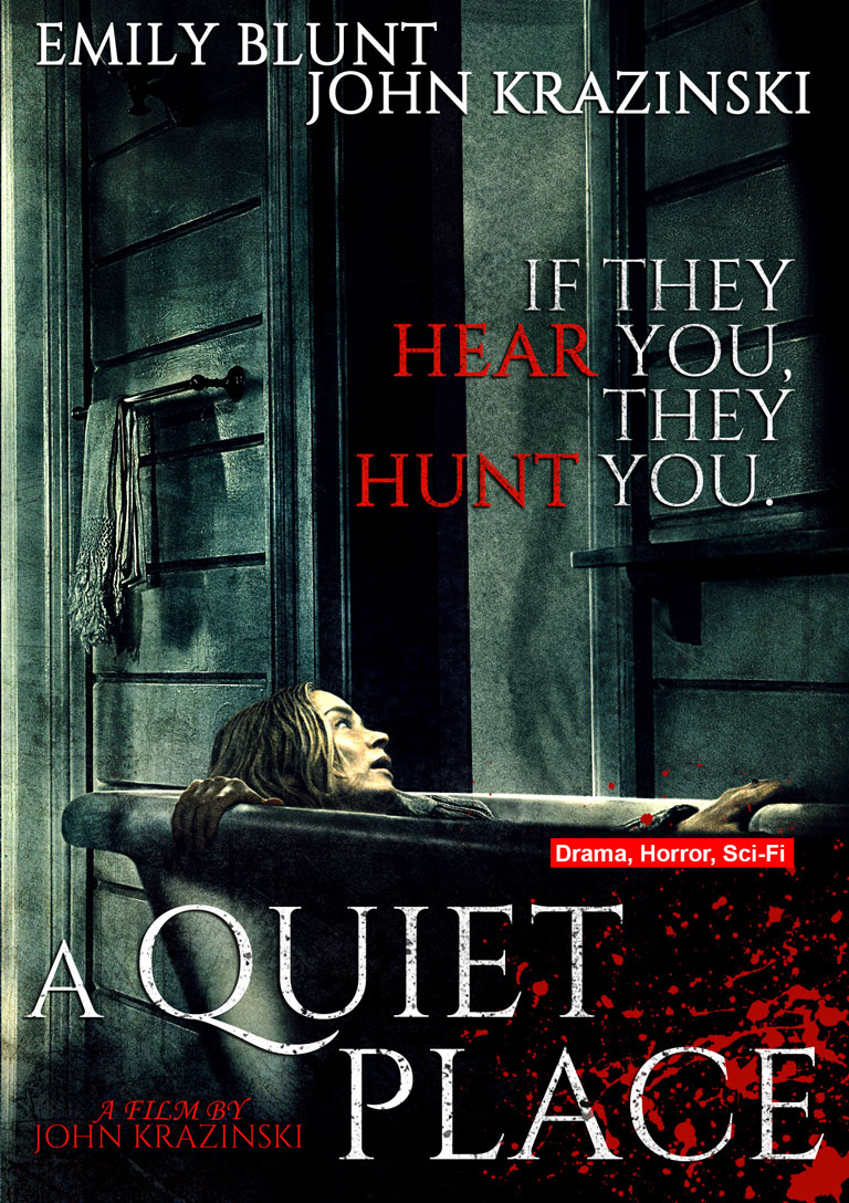 Scare Me On Fridays: Oscar Friday: [Currently Nominated] A