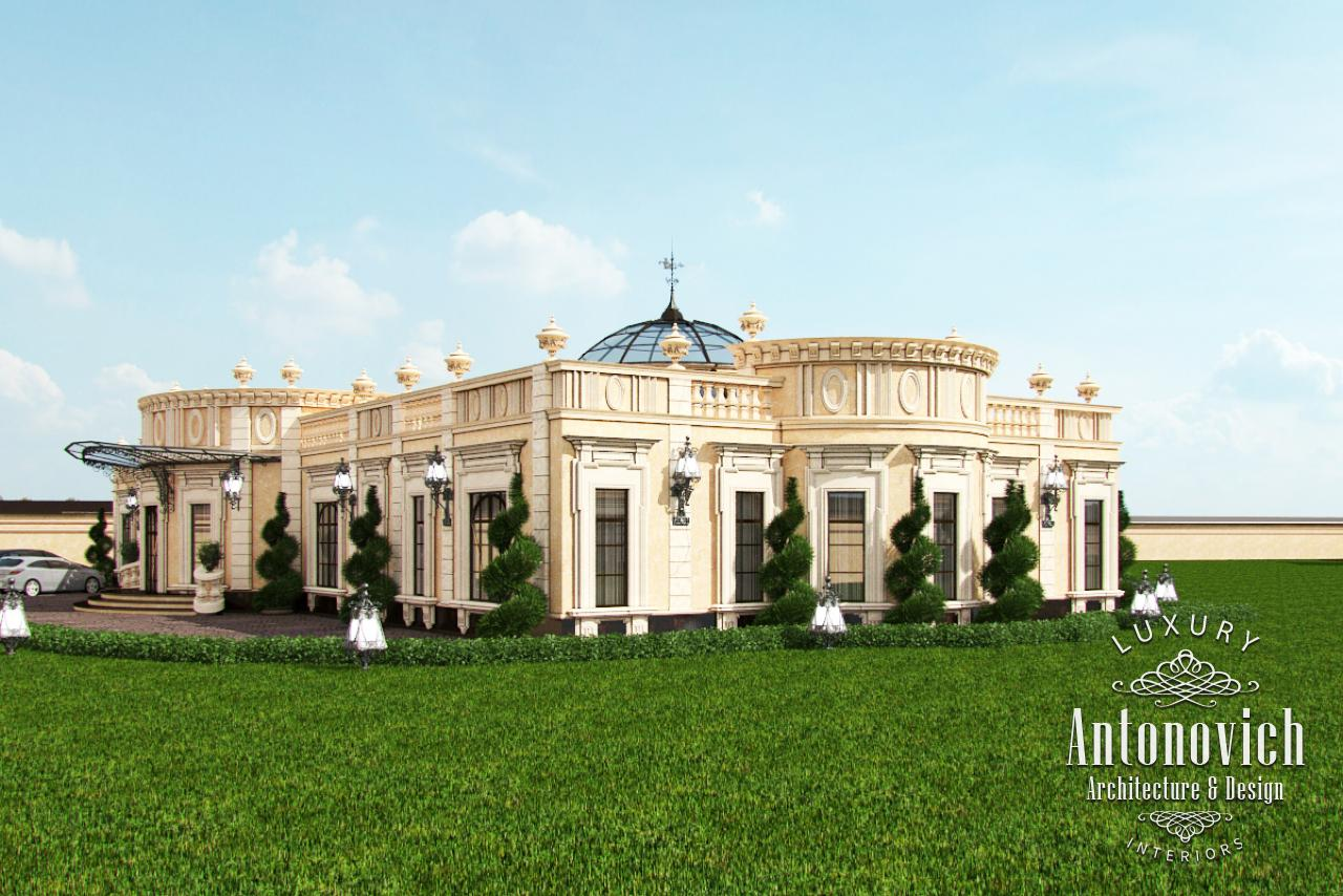 Exterior: LUXURY ANTONOVICH DESIGN UAE: Exterior Villa From LUXURY
