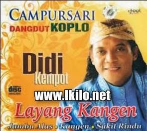 Didi Kempot Album Layang Kangen Mp3