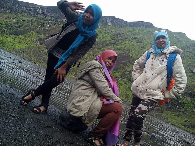Gunung kaba Bengkulu