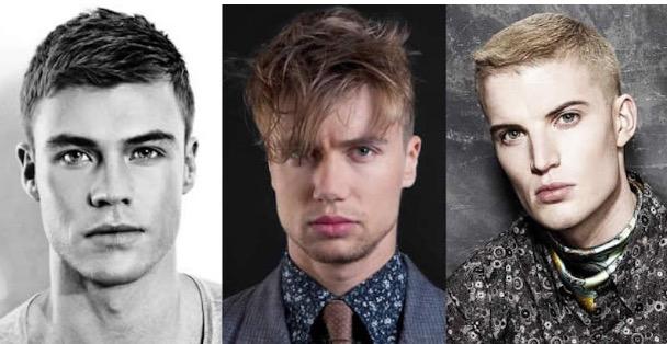Lelaki Kelihatan Lebih Kacak Dengan Fesyen Rambut Ikut Bentuk Muka