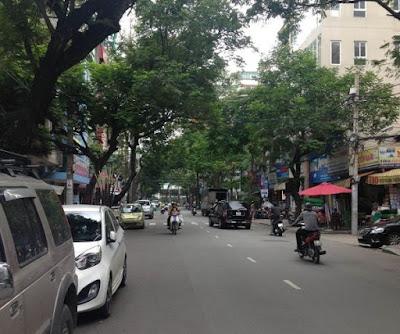 Vị trí nhà giá rẻ Minh Khai Hai Bà Trưng Hà Nội