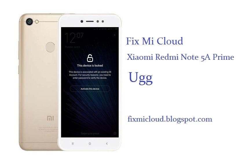 Redmi 5a Imei Repair Flash File