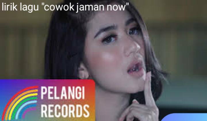 Lirik Lagu Cowok Jaman Now - Ghea Youbi