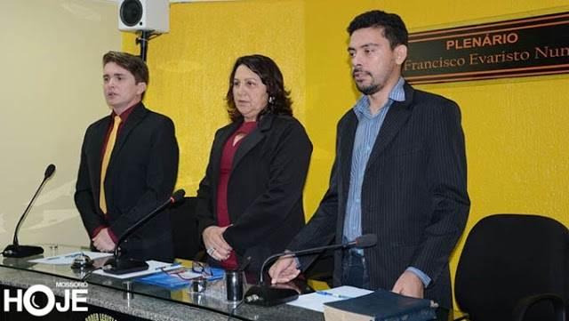 O Tribunal Regional Eleitoral cassa mandato de prefeito e vice de Paraú