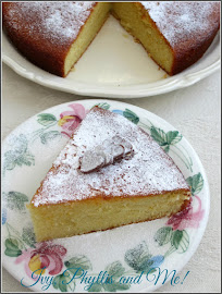 DAPHNE'S ORANGE CAKE