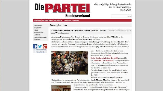 https://www.die-partei.de/