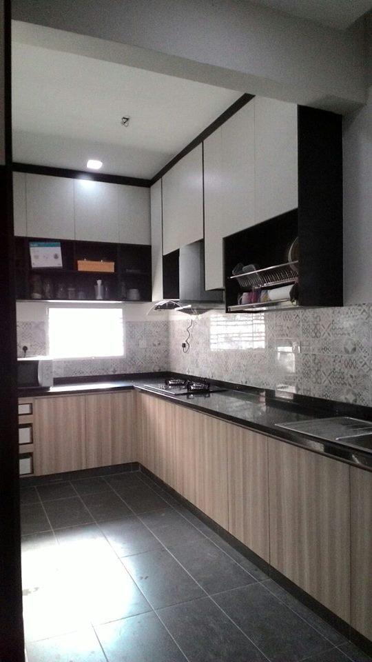 Walaupun Buat Dapur Untuk Rumah Mak Sendiri Kami Masih Mengekalkan Ciri Designer Kitchen Design Di Dry Dan Wet