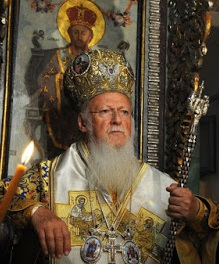 THE MESSAG THE ECUMENICAL PATRIARCH BARTHOLOMEW TO THE 8TH INTERNATIONAL CONFE