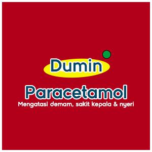 Dumin : Paracetamol Kaplet Untuk Mengatasi Demam, Sakit Kepala & Nyeri