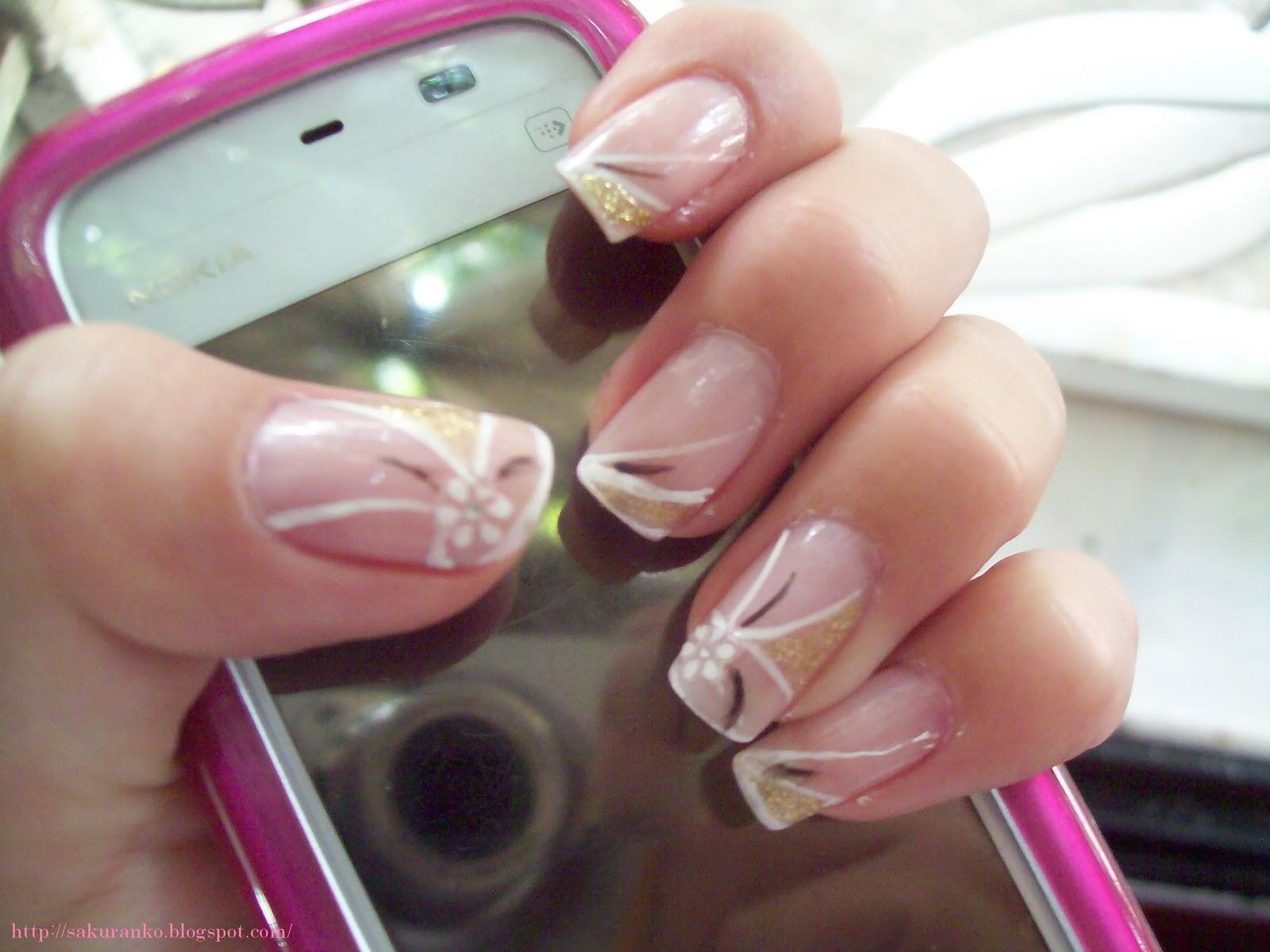 Sakuranko Nails Sweet