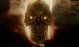 agents of shield: nueva promo de la cuarta temporada con el motorista fantasma