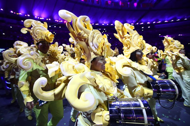 Rio Olympic 2016 : Opening Ceremony