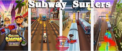Subway Surfers V1.40.0 Mod Apk