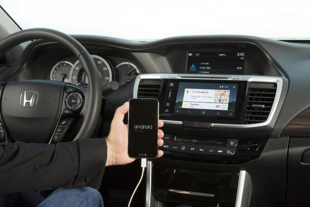 Honda Accord Android Auto