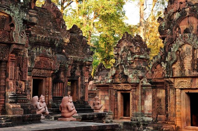 Banteay Srei - Cambodia