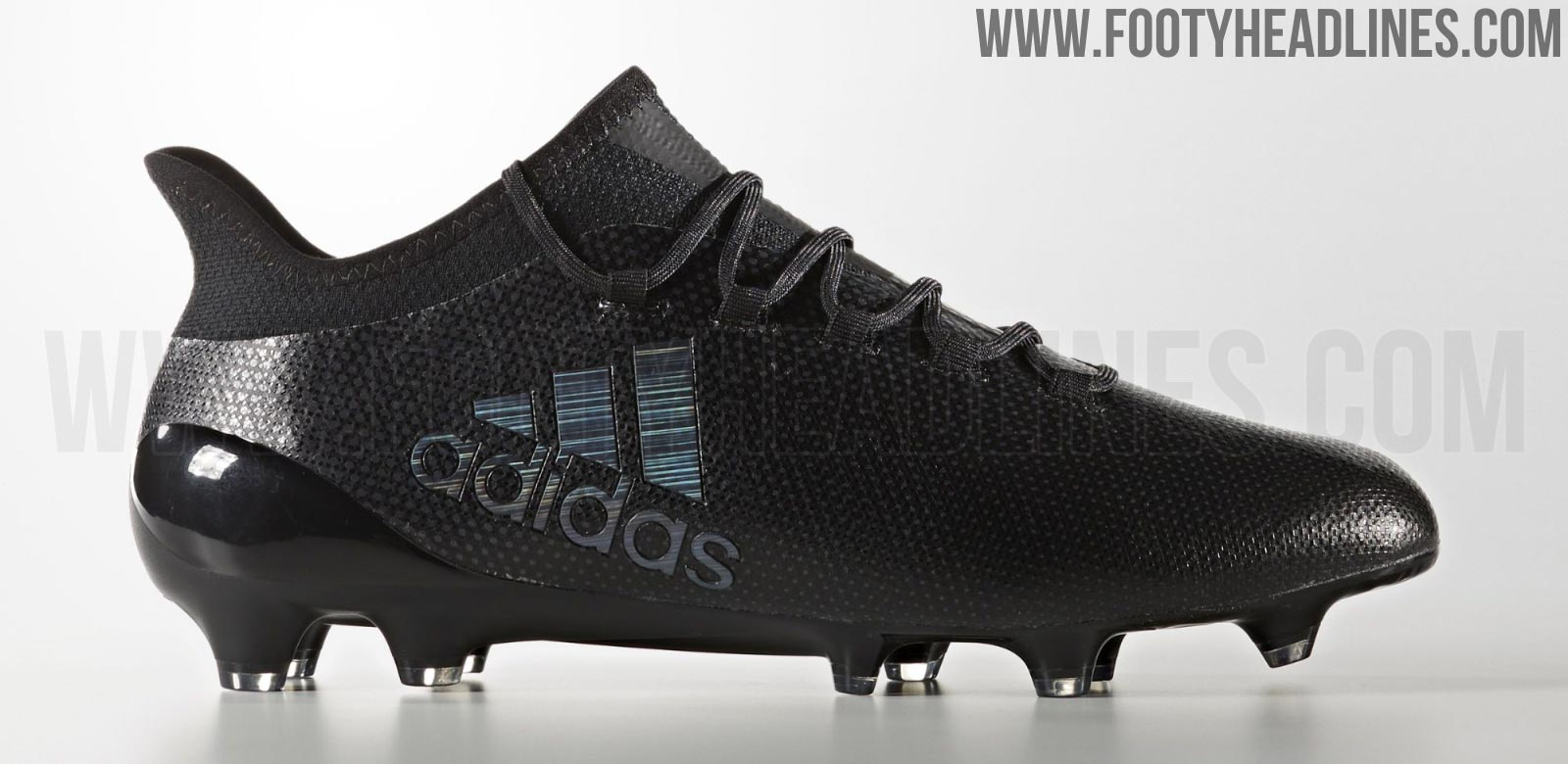 adidas x 17.1 core black