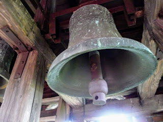 Кохавине. Церква Покрови Пресвятої Богородиці. 1894 р. Вежа-дзвіниця