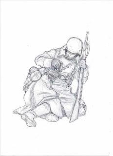 Soldado División Azul