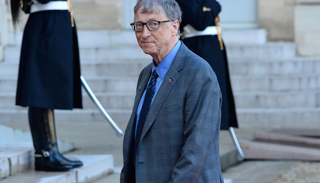 Bill Gates: tech companies inviting government intervention