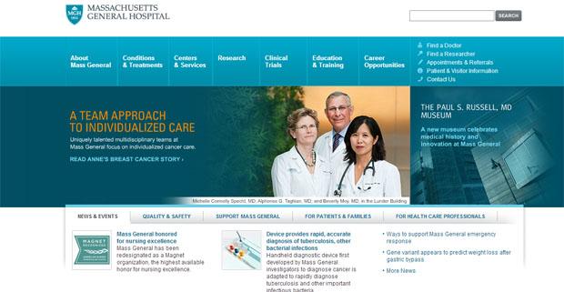 Thiết kế website phòng khám, bệnh viện