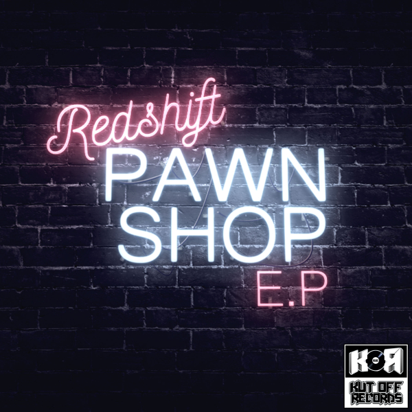 The NuSkool Hardcore And Jungle Blog: [KOR029] Redshift - Pawn Shop