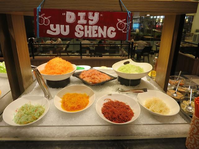 DIY Yusheng