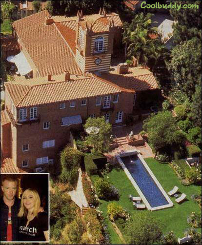 Homes Of Hollywood Celebrities: Madonna Hollywood