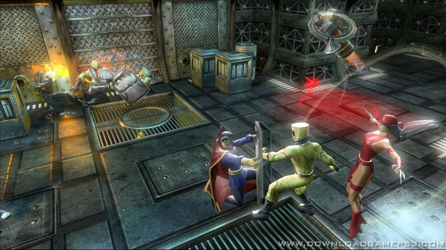 Marvel Ultimate Alliance - Download game PS3 PS4 RPCS3 PC free