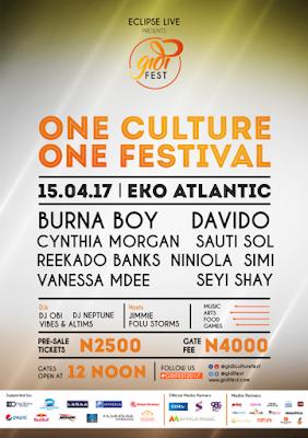 Gidi culture festival 2017 edition