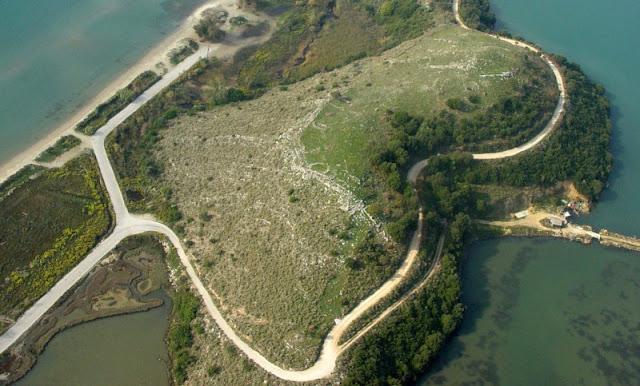 Θεσπρωτία: Ο οχυρωμένος οικισμός στη χερσόνησο της Λυγιάς