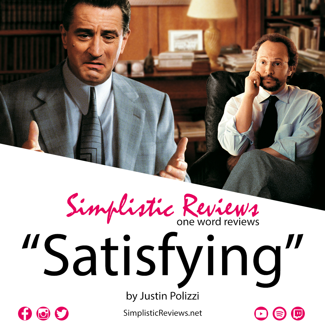 2018 simplistic reviews its a satisfying picture directed by harold ramis with billy crystal and robert de niro showing us what we miss solutioingenieria Images