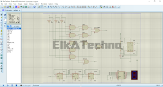 proteus, proteus8, labcenter electronics, isis, ISIS, simulasi, elektro, software, install, download, aplikasi, proteus 8 professional, proteus professional, crack, full version, PCB layout, ARUS
