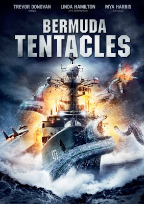 Bermuda Tentacles 2014 Dual Audio BRRip 480p 300mb ESub