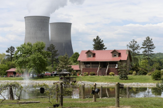 It's The First New U.S. Nuclear Reactor In Decades. And Climate Change Has Made That A Very Big Deal