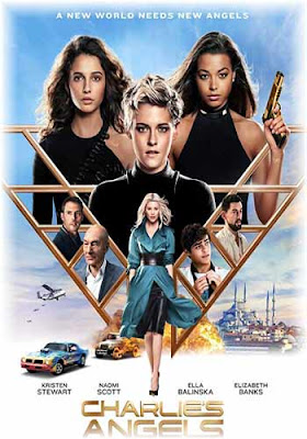 Charlie's Angels 2019 720p Dual Audio Hindi Dubbed HDRip x264